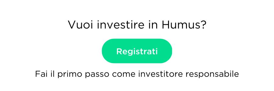 Investimenti sostenibili tramite equity crowdfunding: Humus, startup innovativa a vocazione sociale