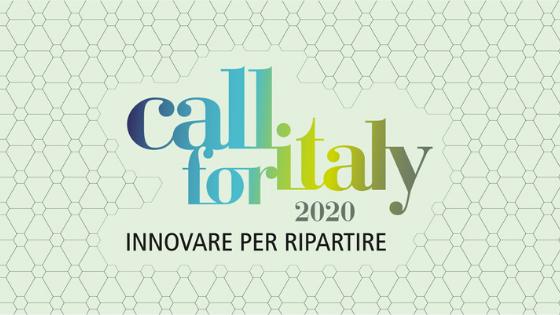 Call for Italy - Innovare per ripartire