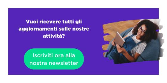 Iscriviti alla newsletter di LITA Italia