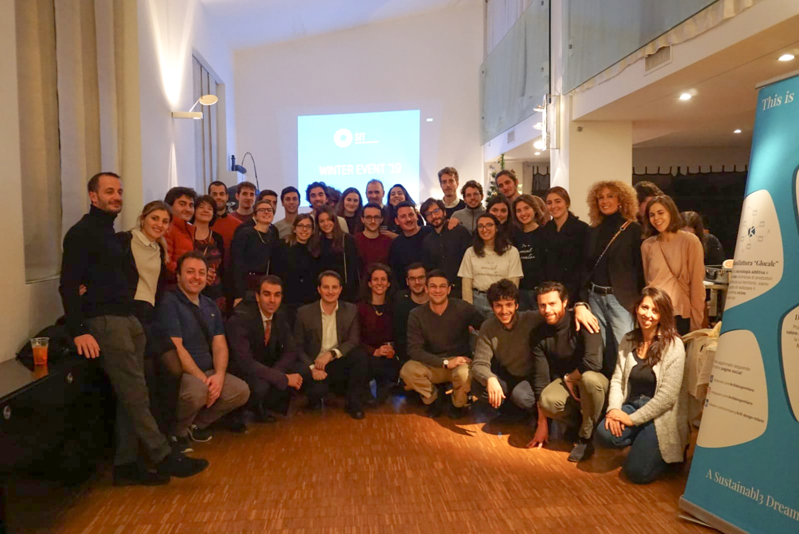 Il raduno della community Social Innovation Teams per il Winter Event