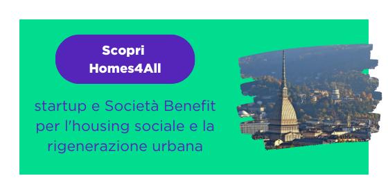 Scopri la seconda campagna fundraising di Homes4All